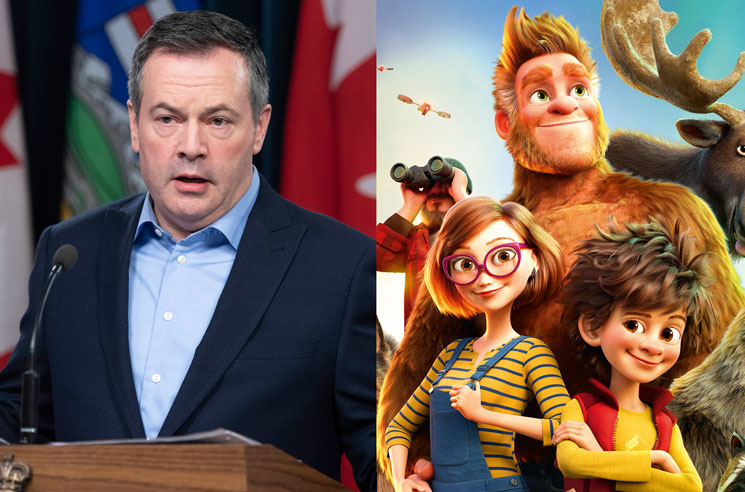 Alberta's Government Believes  'Bigfoot Family' Is 'Brainwashing' Children with 'Anti-Oil and Gas Propaganda'