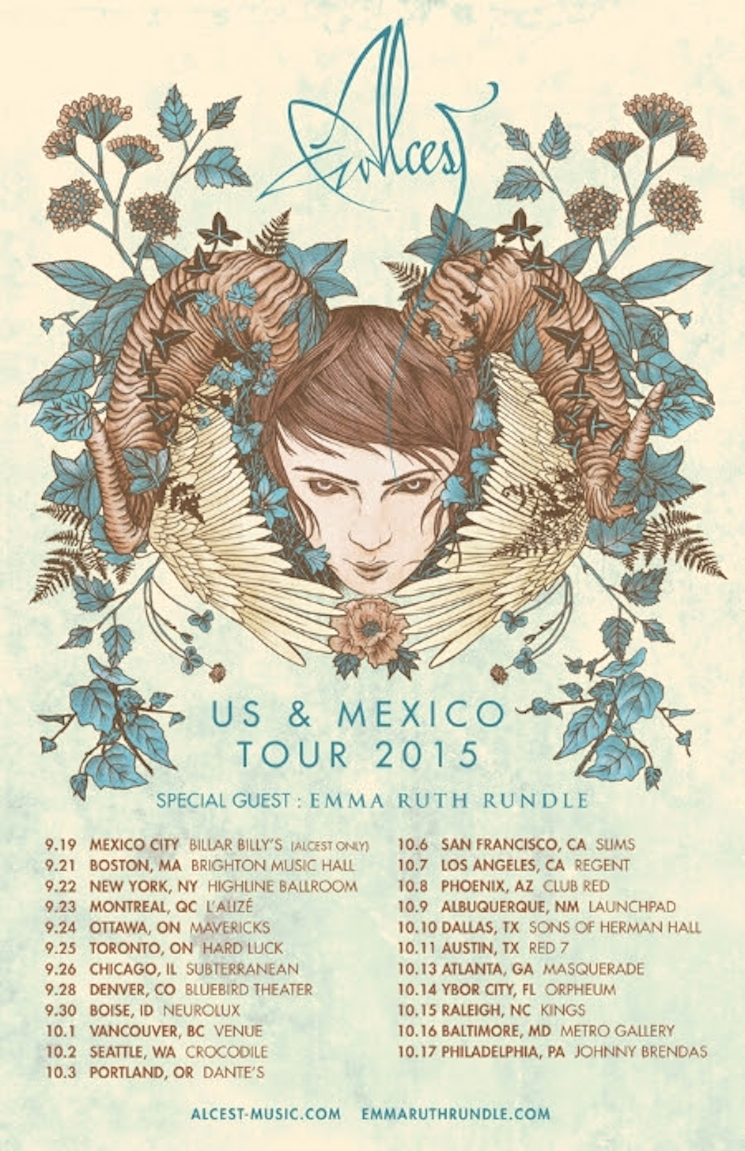 Alcest Announces North American Tour