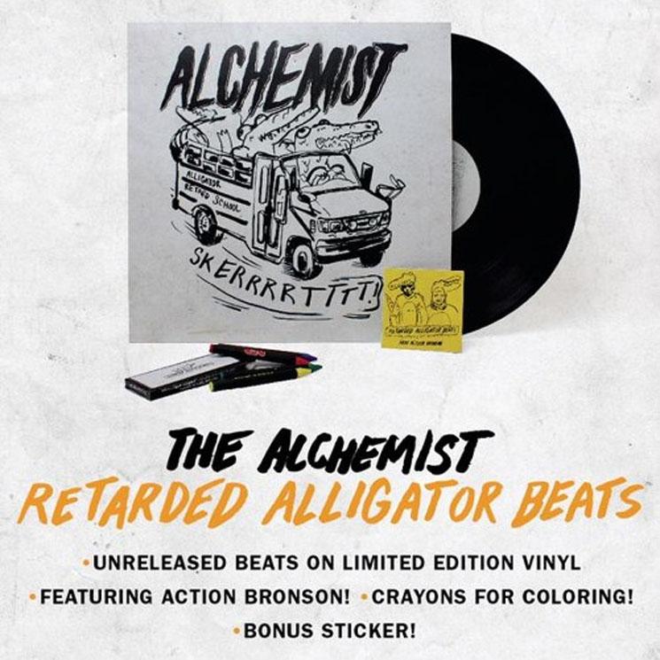 The Alchemist 'Voodoo' (ft. Action Bronson)