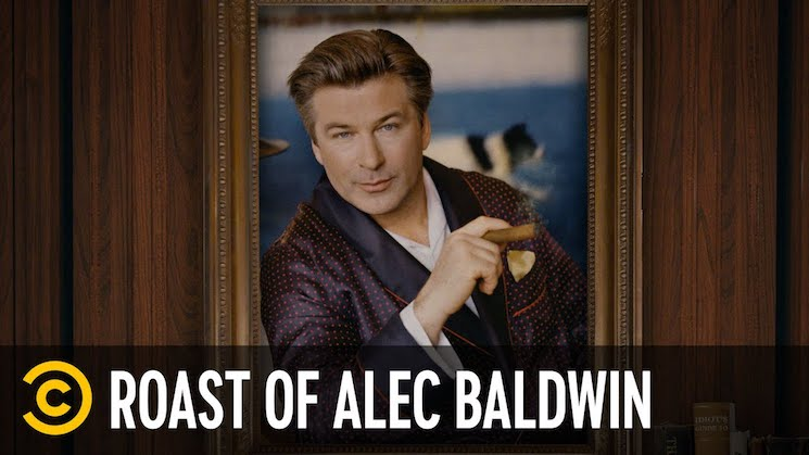 Alec Baldwin Will Be the Next Comedy Central 'Roast' Victim