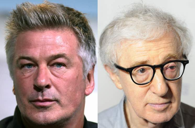 "​Alec Baldwin Defends Woody Allen, Says Backlash Is ""Unfair and Sad"""