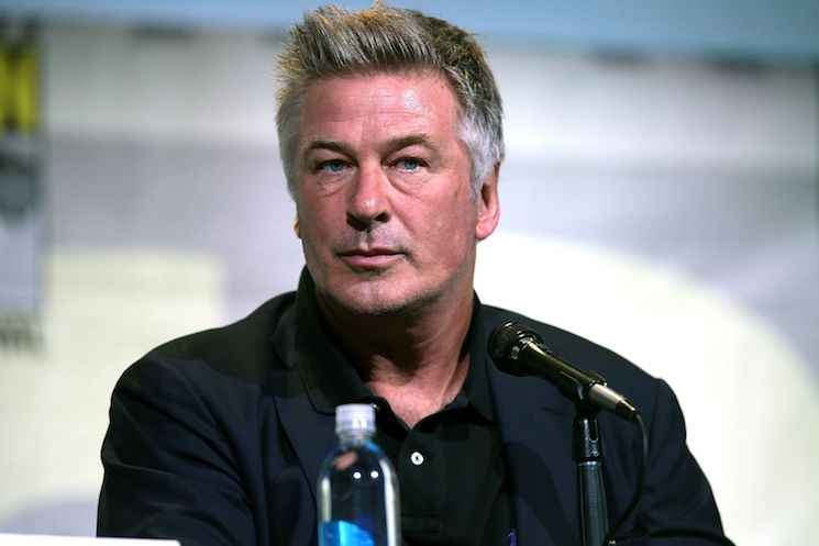 Alec Baldwin Denies Punching Man over Parking Spot