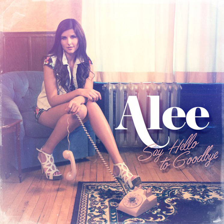 Alee Say Hello To Goodbye