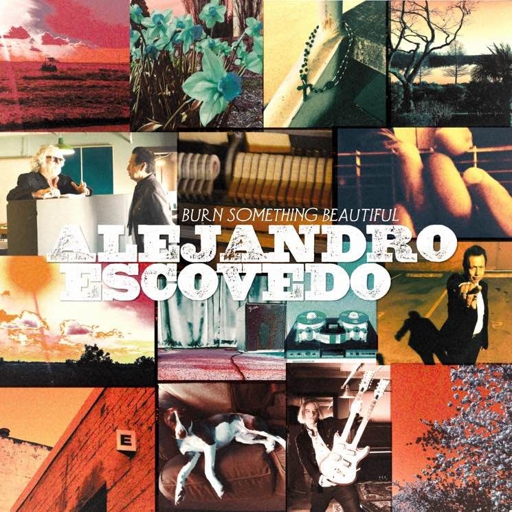 Alejandro Escovedo Burn Something Beautiful