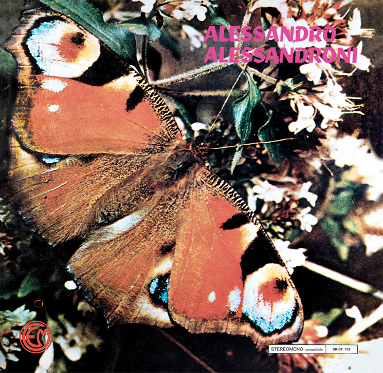 Alessandro Alessandroni's Classic 'Butterfly' Album Gets Sonor Reissue