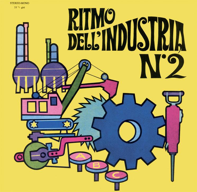Alessandro Alessandroni's Famed 'Ritmo Dell'Industria N°2' Gets Vinyl Reissue via Sonor