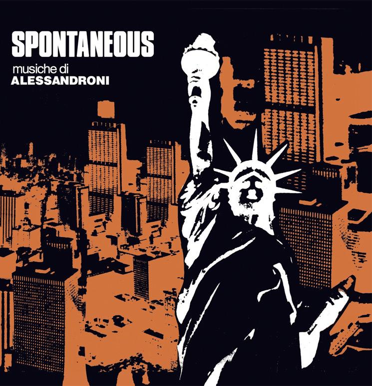 Alessandro Alessandroni's Italian Library Holy Grail 'Spontaneous' Gets Vinyl Reissue