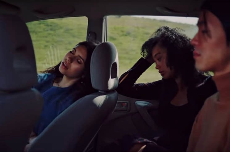 ​Alessia Cara Watches Couples Break Up in 'Out of Love' Video