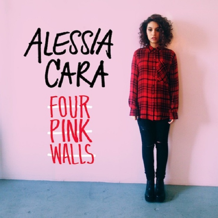 Alessia Cara 'Four Pink Walls' (EP video stream)