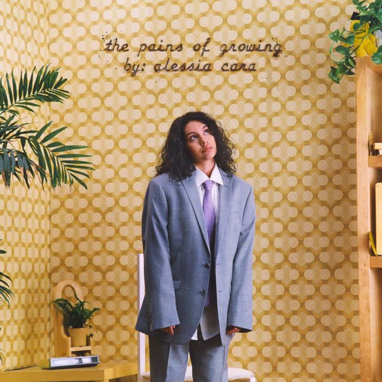 "​Alessia Cara Drops 'The Pains of Growing' Track ""Not Today"""