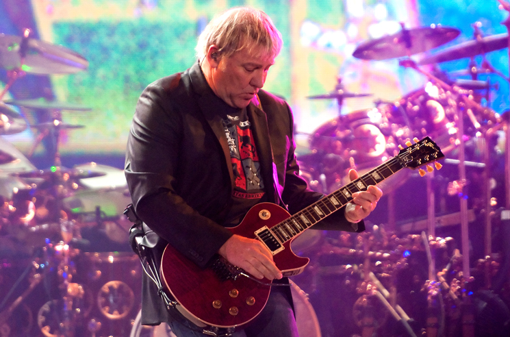 Rush's Alex Lifeson Wants Your Netflix Suggestions for Self-Quarantine