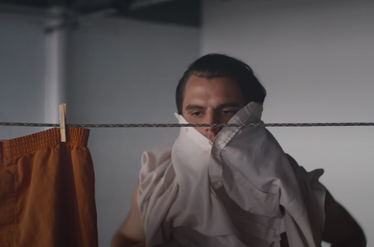Alex Nicol Airs Out Dirty Laundry in His 'Trust' Video