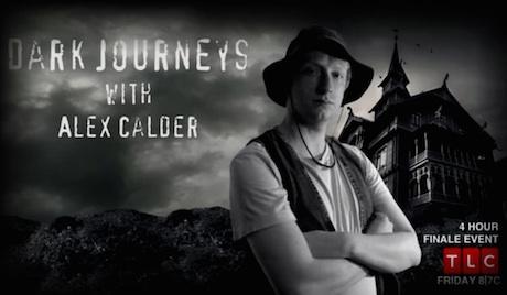 Alex Calder 'Dark Journeys with Alex Calder' (trailer)