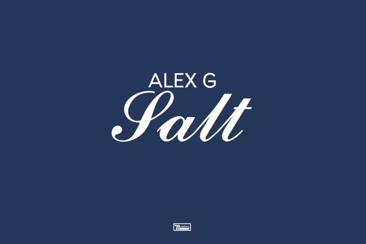 "Alex G ""Salt"""