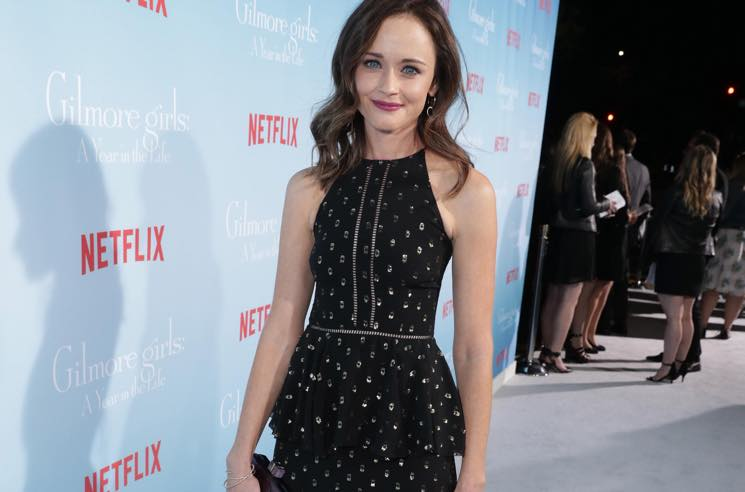 Alexis Bledel Named Most Dangerous Celebrity on the Internet for 2019