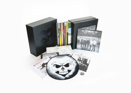 Alexisonfire Hint at More Pressings of Sold-Out Box Set and Individual LP Reissues