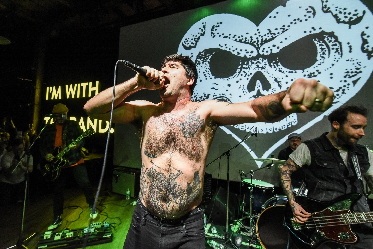 Watch Alexisonfire Play a Surprise Set in Toronto