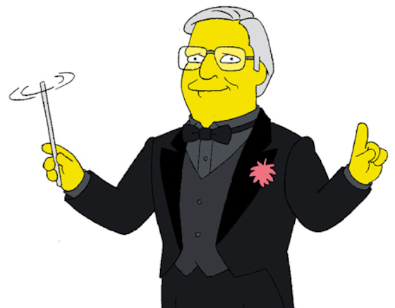 'The Simpsons' Fires Composer Alf Clausen