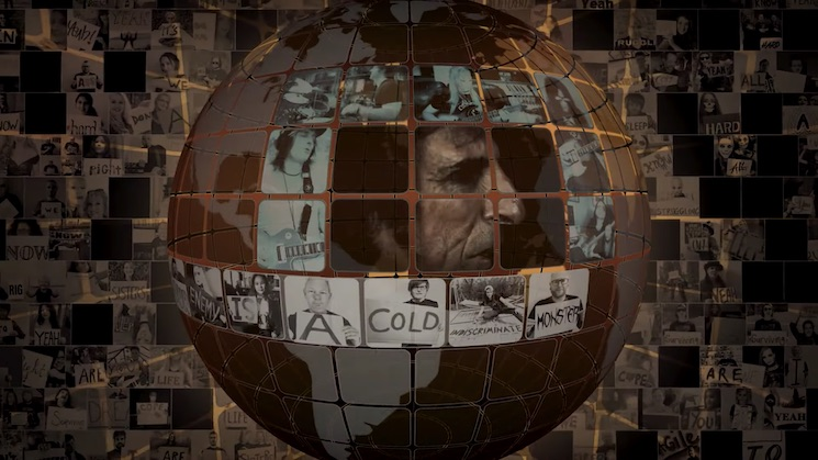 Alice Cooper Attempts to Encourage the World with COVID-19 Rock Ballad 'Don't Give Up'