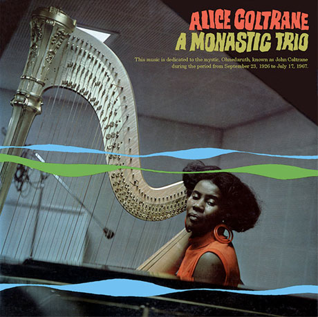 Alice Coltrane's 'A Monastic Trio' Gets Vinyl Reissue via Superior Viaduct