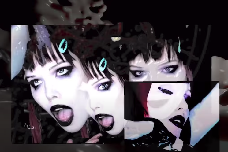 Alice Glass Unleashes 'NIGHTMARES' Video