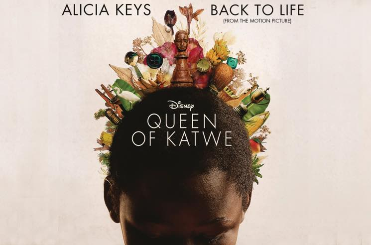 "Alicia Keys ""Back to Life"""