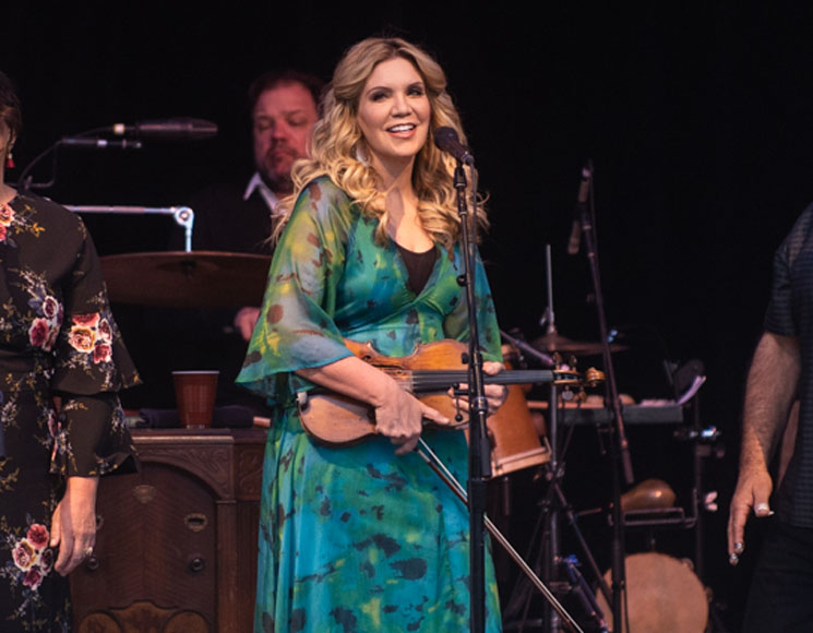 Alison Krauss TD Ottawa Jazz Festival, Ottawa ON, June 26
