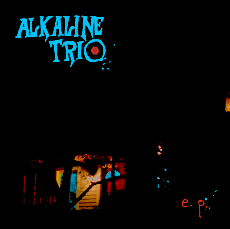 Alkaline Trio Give Us a New EP to Help Us Get Through These Troubled Times