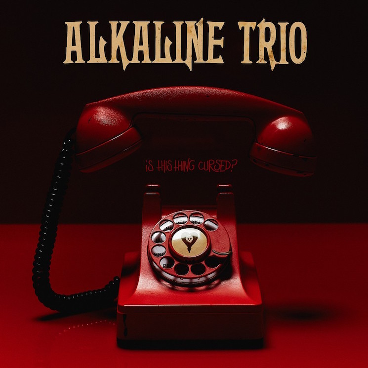 Stream Alkaline Trio's New Album 'Is This Thing Cursed?'