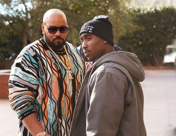All Eyez on Me Directed by Benny Boom