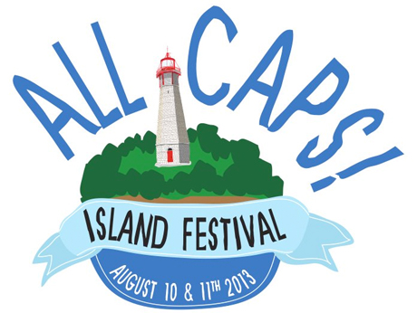 Toronto's ALL CAPS! Island Festival Gets Rich Aucoin, the Blow, Shotgun Jimmie, Beliefs for Final Instalment