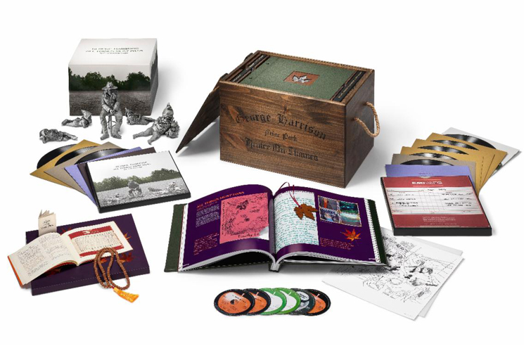 George Harrison's 'All Things Must Pass' Treated to Massive Box Set