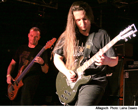 Agalloch Club Sonar, Baltimore MD May 24