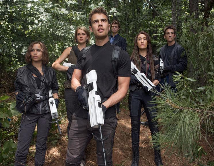 The Divergent Series: Allegiant Directed by Robert Schwentke