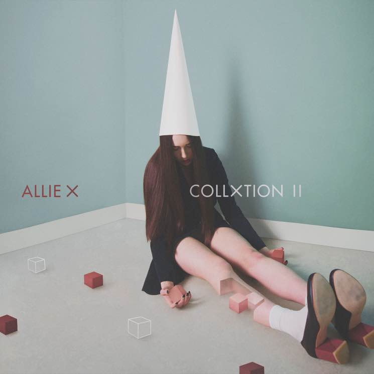 Allie X CollXtion II