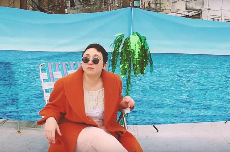"Allison Crutchfield ""I Don't Ever Wanna Leave California"" (video)"
