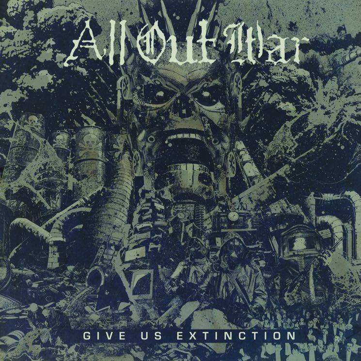 All Out War Give Us Extinction