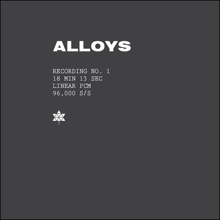 Alloys 'Alloys' (EP stream)