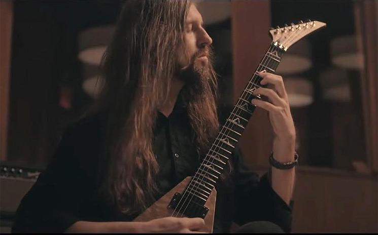 R.I.P. Oli Herbert, guitarist of All That Remains has died