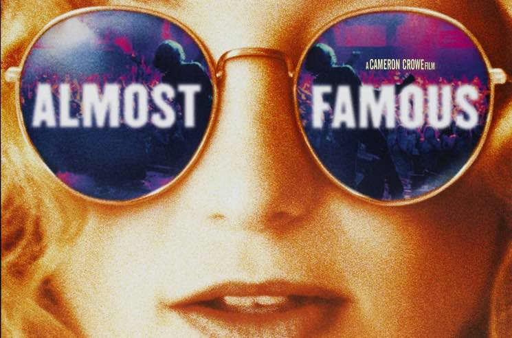 'Almost Famous' Is Getting the Broadway Musical Treatment