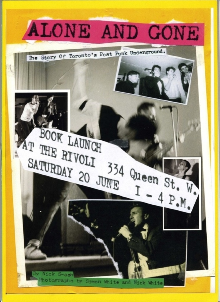Toronto's Early Post-Punk Scene Documented with Retrospective Book