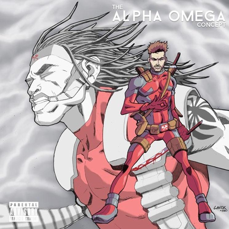 Alpha Omega 'The Concept' (EP stream)