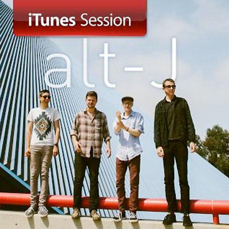 Alt-J Release 'iTunes Session'