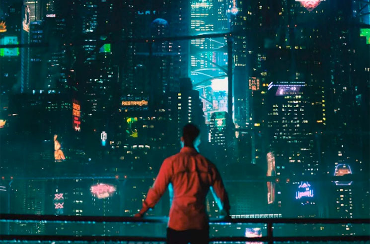 Here's the Premiere Date for Netflix's 'Altered Carbon' Season 2