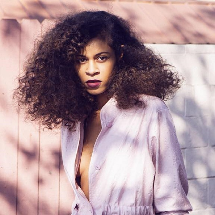 "AlunaGeorge ""Mean What I Mean"" (ft. Dreezy & Leikeli47)"