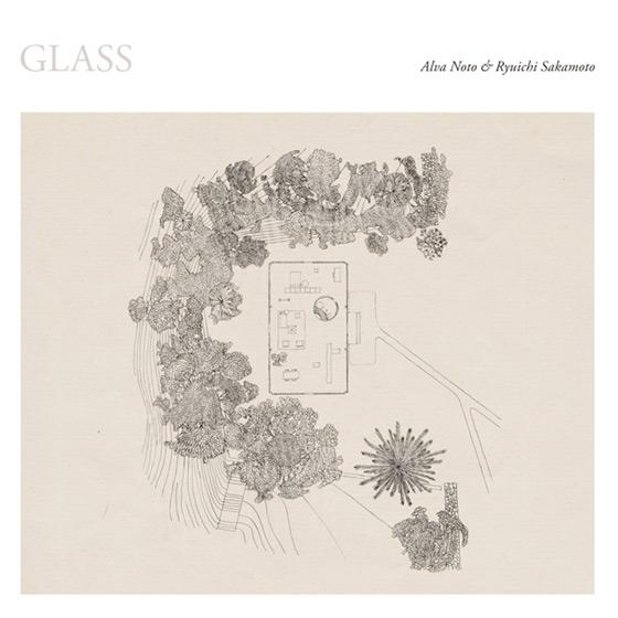 Alva Noto + Ryuichi Sakamoto Glass