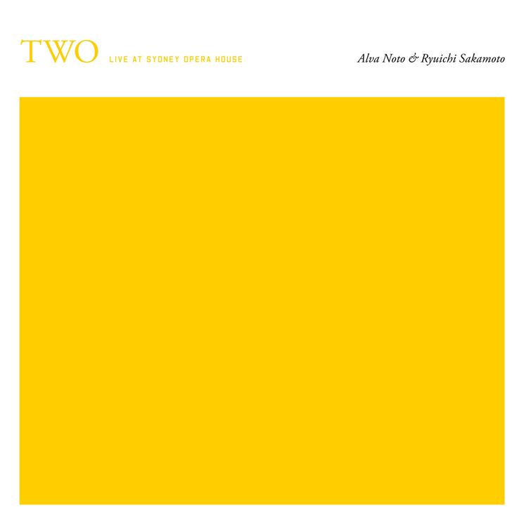 Ryuichi Sakamoto and Alva Noto Ready Live Album 'TWO'