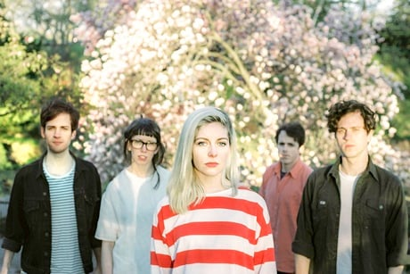 Alvvays Expand Canadian Tour