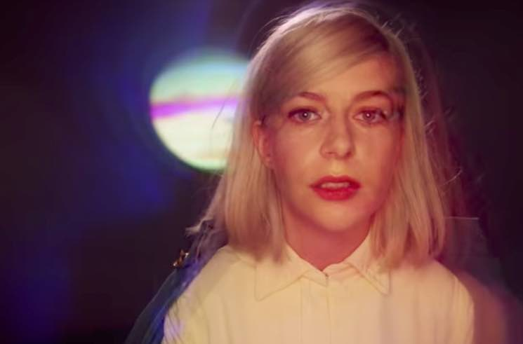 Alvvays 'In Undertow' (video)