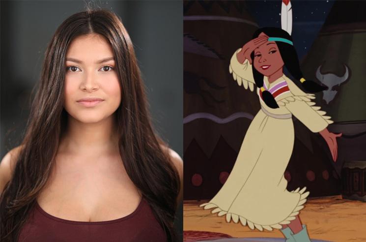 Alberta Cree Actor Alyssa Wapanatâhk Joins Disney's Live-Action 'Peter Pan'